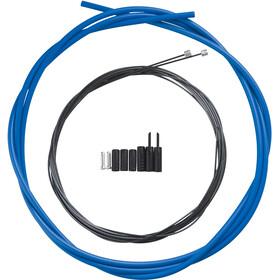 Shimano OPTISLICK Växelvajer blå